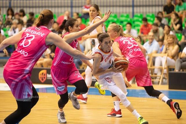 espana-letonia-baloncesto-femenino-seleccion