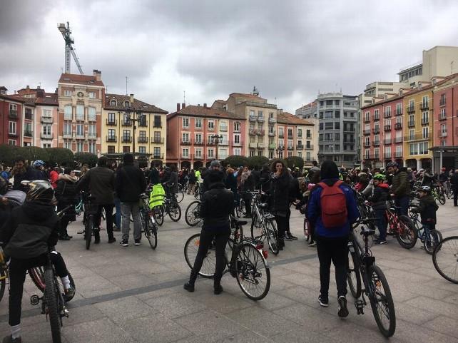 manifestacion-ciclistas-movilidad