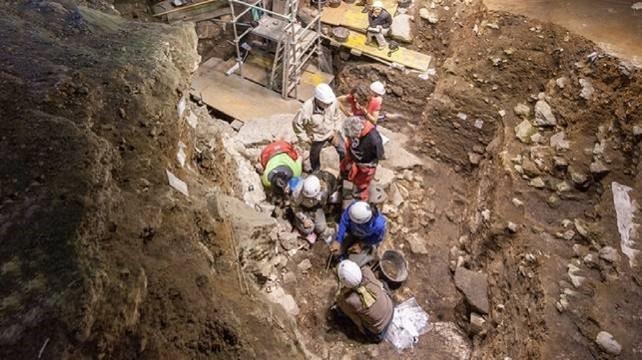 atapuerca-excavaciones
