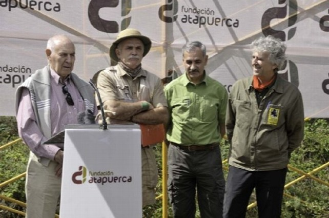 atapuerca-emiliano-aguirre