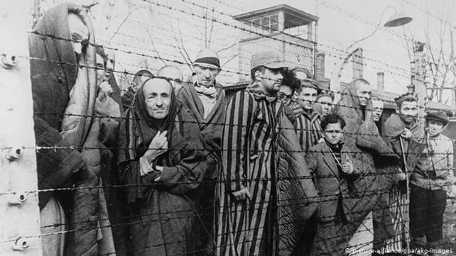 campo nazi auschwitz judios