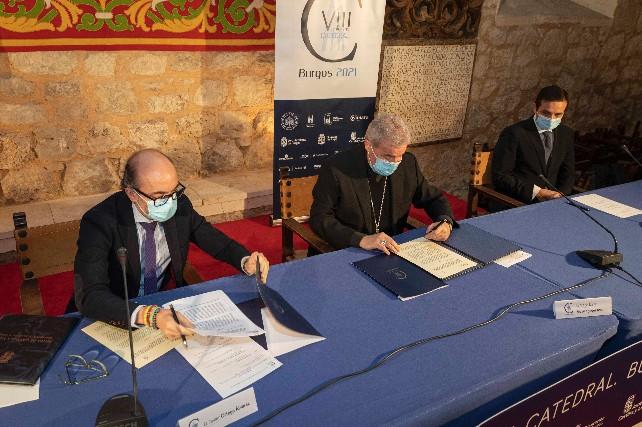 firma junta fundacion catedral