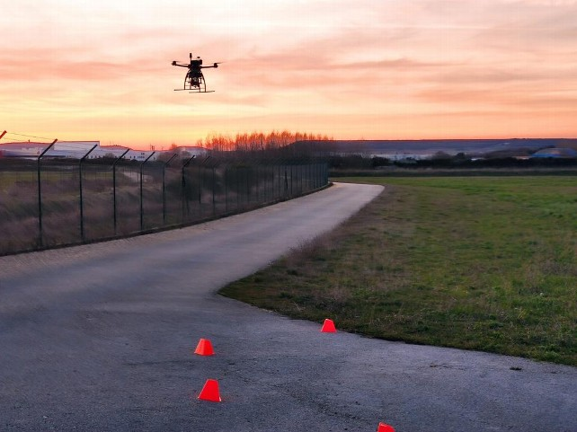 dron-aeropuerto-burgos