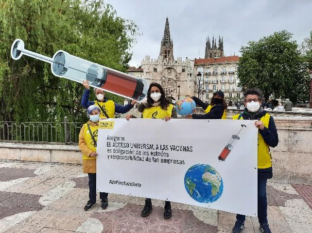 amnistia internacional vacuna