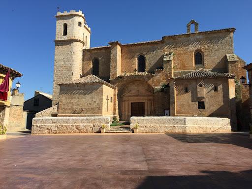 Quintana del Pidio pueblo iglesia provincia
