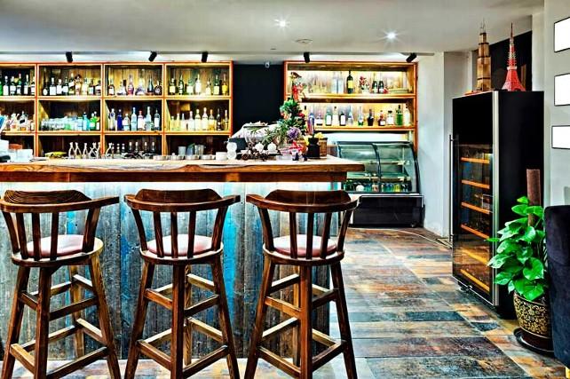 barra bar hosteleria
