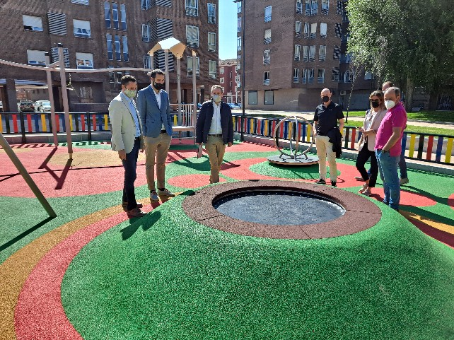 parque infantil san jose obrero