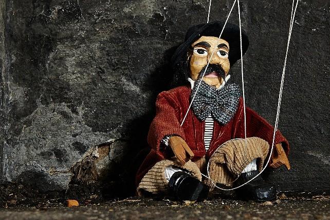 titere marioneta cultura ocio